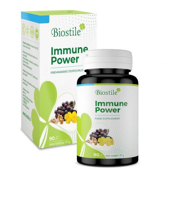Immune Power